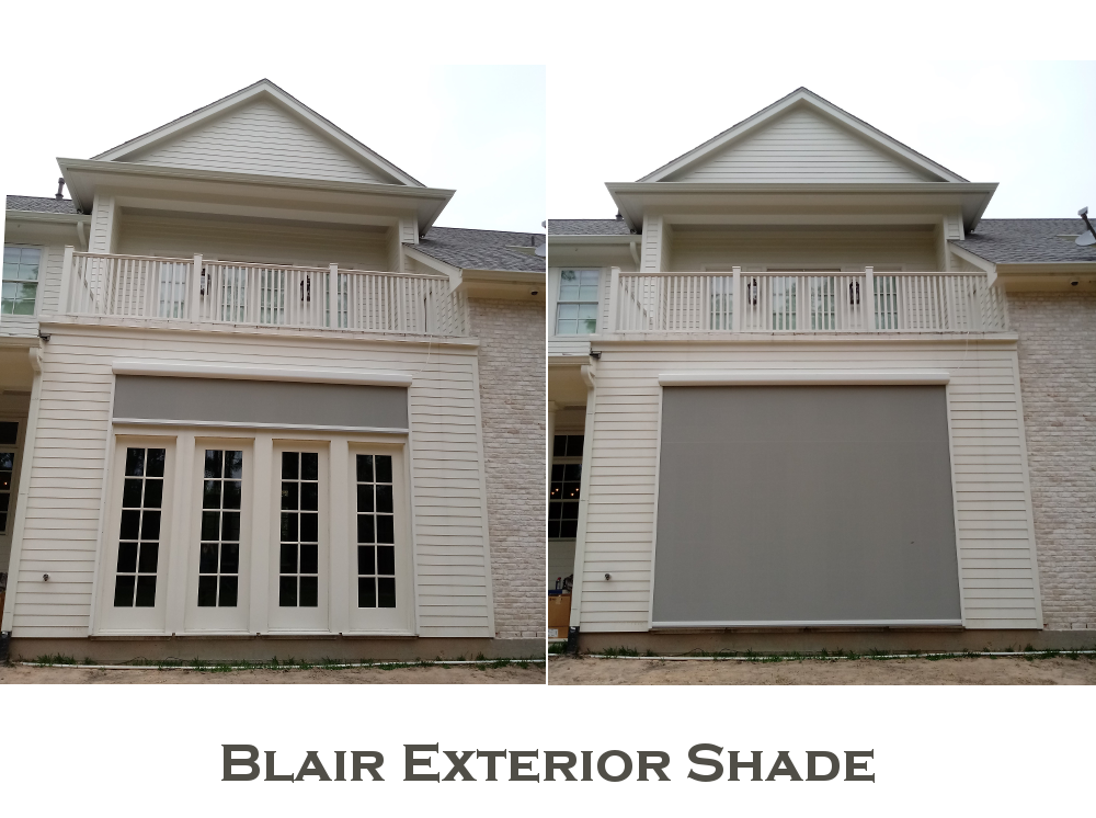Blair Exterior Shades