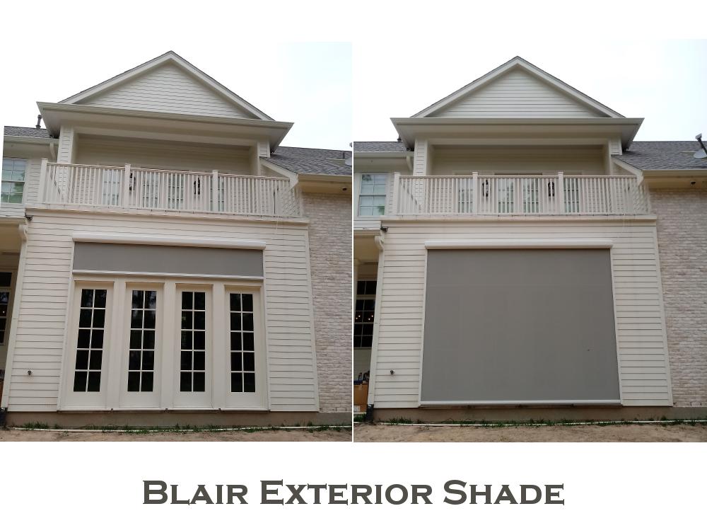 Blair Exterior Shades