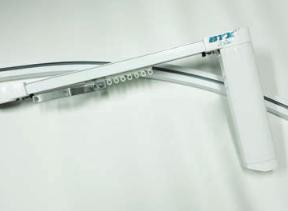 BTX Tumo Xcel Drapery System 8 Foot