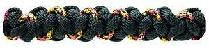 Cross Crooked River Bar paracord bracelet photo tutorial