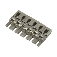 Floyd Rose Original Black Nickel Bridge Saddles (Set of 6) -  FROBSSBNP
