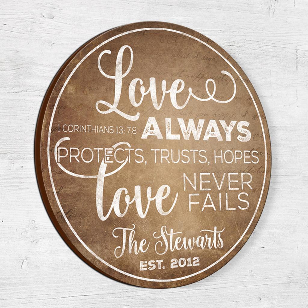 1 Corinthians 13 wedding gift