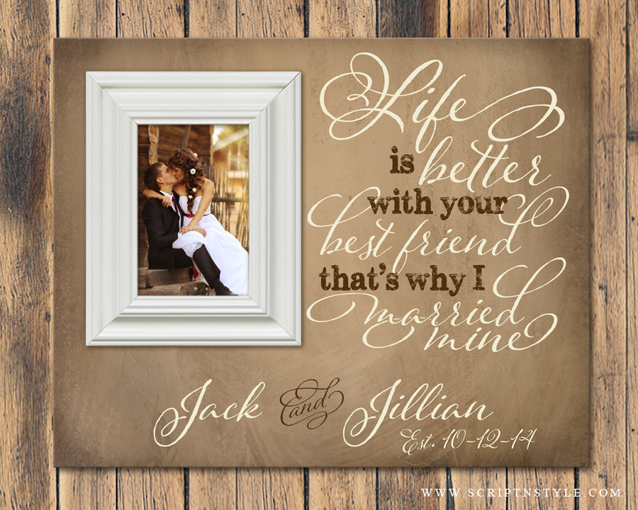 Image result for picture frames with quotes