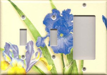 Iris - Triple Combo Switch & Switch & GFI