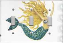 Mermaid - Blonde - Triple Switch