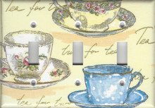 Tea for Two Triple Switch
