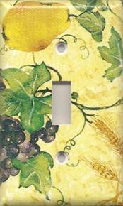 Harvesting Fruit - Single Switch