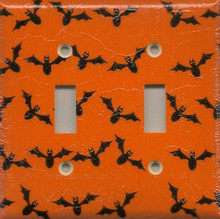 Halloween Bats - Double Switch