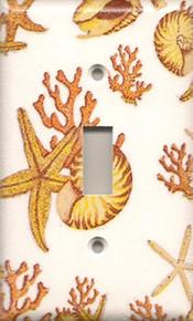 Starfish & Coral - Single Switch