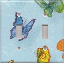 Blue Butterflies - Double Switch