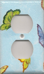 Blue Butterflies - Outlet