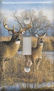 Deer - Single Switch