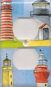 Many Lighthouses - Outlet