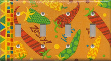 Zesty Peppers - Quadruple Switch