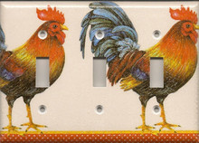 Rooster - Triple Switch