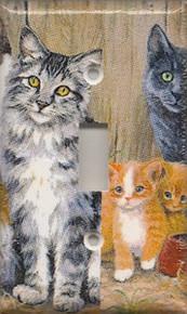 Cats - Single Switch