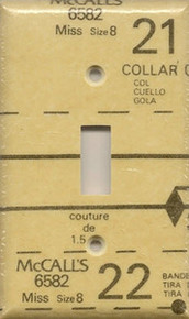 Sewing Pattern - Single Switch