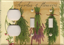 Herbs & Flowers - Triple Combo Outlet & Switch & Switch