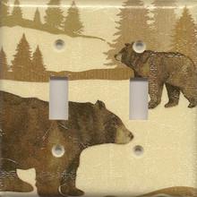 Bear & Bear Cub - Double Switch