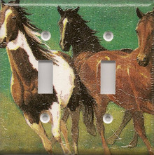 Running Horses - Double Switch