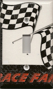 Race Flags - Single Switch