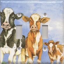 Calves & Cows - Double Switch