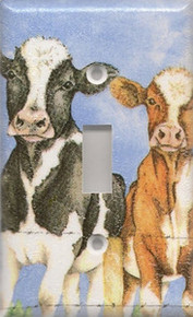 Calves & Cows - Single Switch