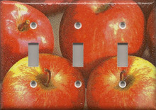 Red Apples - Triple Switch