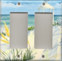 Beach Gazebo - Double GFI/Rocker