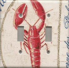 Lobster - White - Double Switch