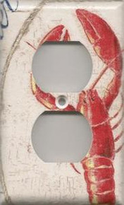 Lobster - White - Outlet