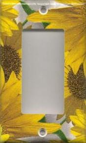 Sunflowers - GFI/Rocker