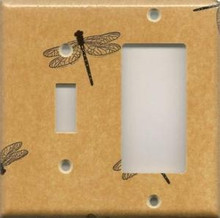 Dragonfly - Double Combo Switch & GFI