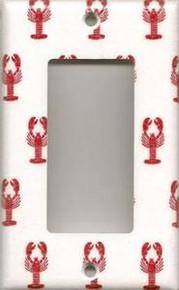 Little Red Lobsters - GFI/Rocker