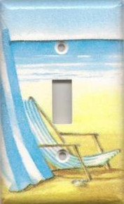 Beach Chair - Single Switch