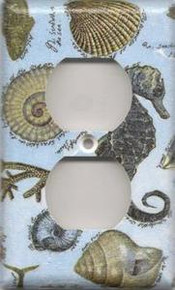 Seahorse and Shells - Outlet