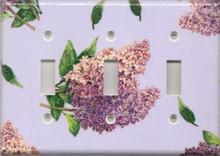Lilac Branch - Triple Switch