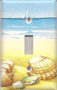 Blue and Yellow Shells - Single Switch