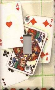 Cards B - Single Switch