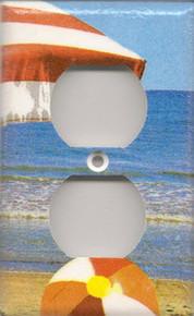 Beach Umbrella - Outlet