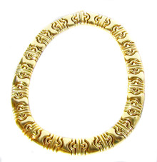 Vintage Italian 14K Gold Necklace
