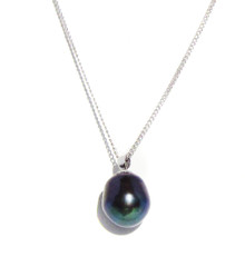 South Sea Tahitian Pearl 14K Pendant
