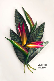Bird of Paradise Wall Art