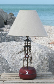 Bell Buoy Lamp Table Top