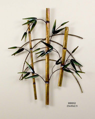 Bamboo Jungle, Medium