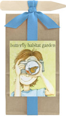 Kids Scatter Garden Butterfly