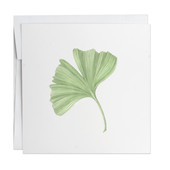 Gingko Note Card