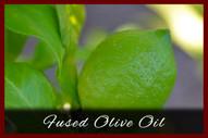 Eureka Green Lemon Fused Olive Oil