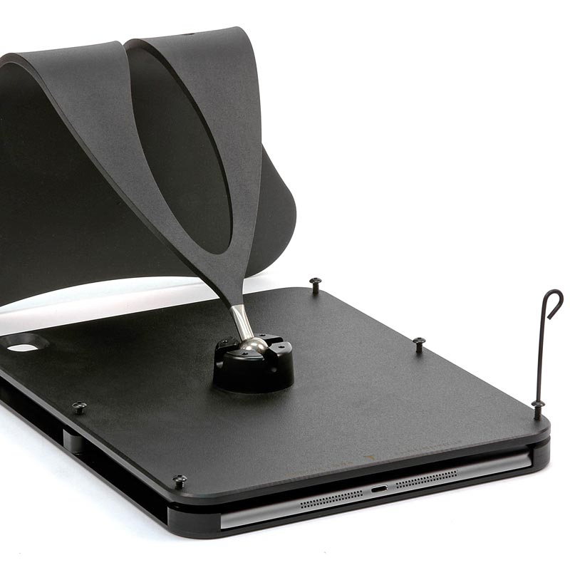 iPad POS Stand Assembly