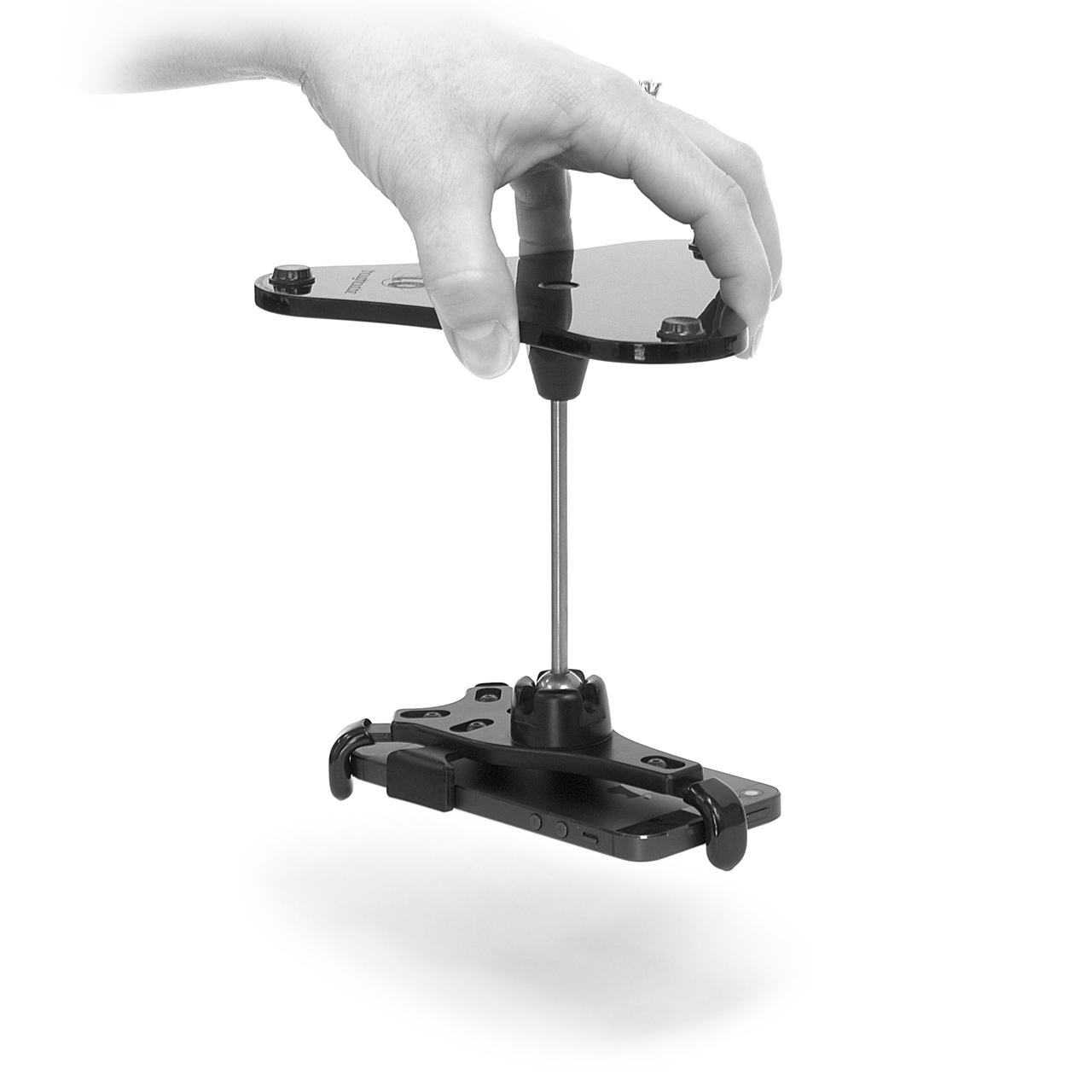 iPhone Stand & Tripod Mount - PED4 Planet CH